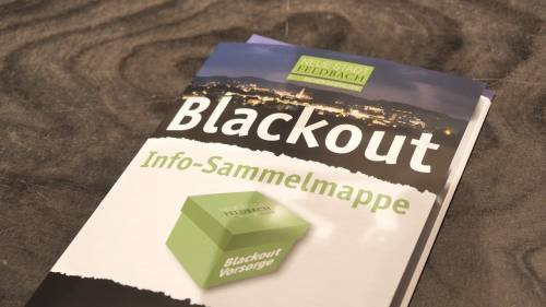 Blackout Informationsblätter